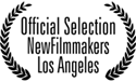 Official Selection 2013 NewFilmmakers Los Angeles