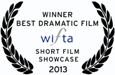 Winner Best Dramatic Film WIFTA Atlanta